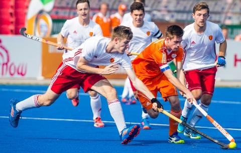 Liam Sanford, England Hockey