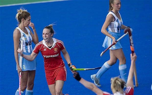 England Hockey's Investec women's Tests: Susannah Townsend is back up to speed after long-term injury