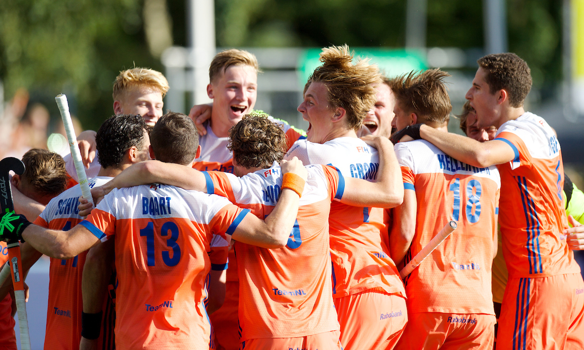 EuroHockey 2017: Netherlands comeback clinches thrilling ...