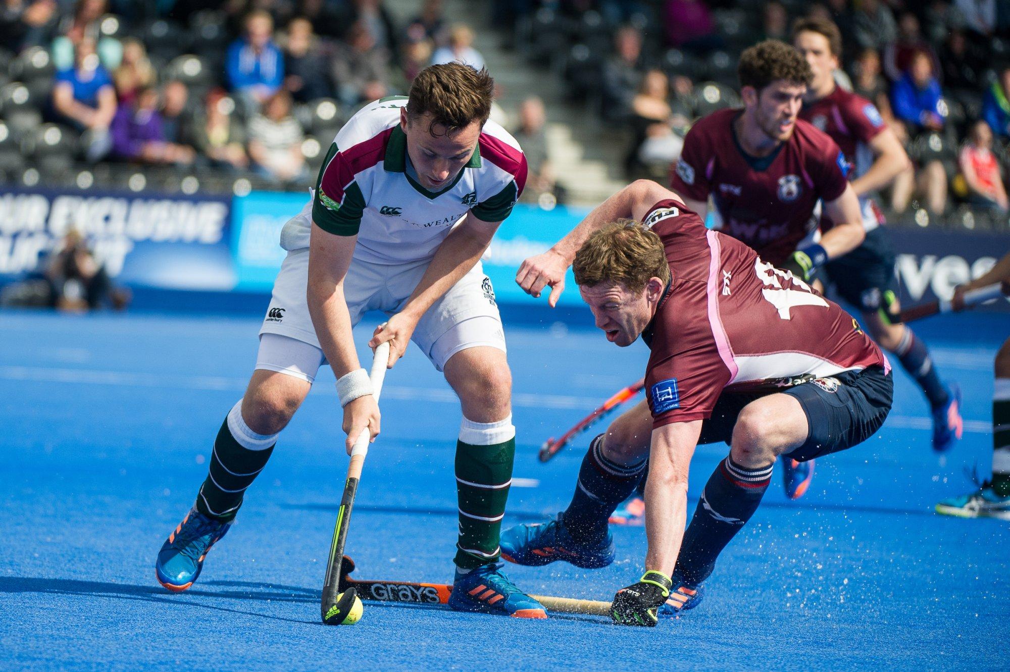 Alan Forsyth hockey