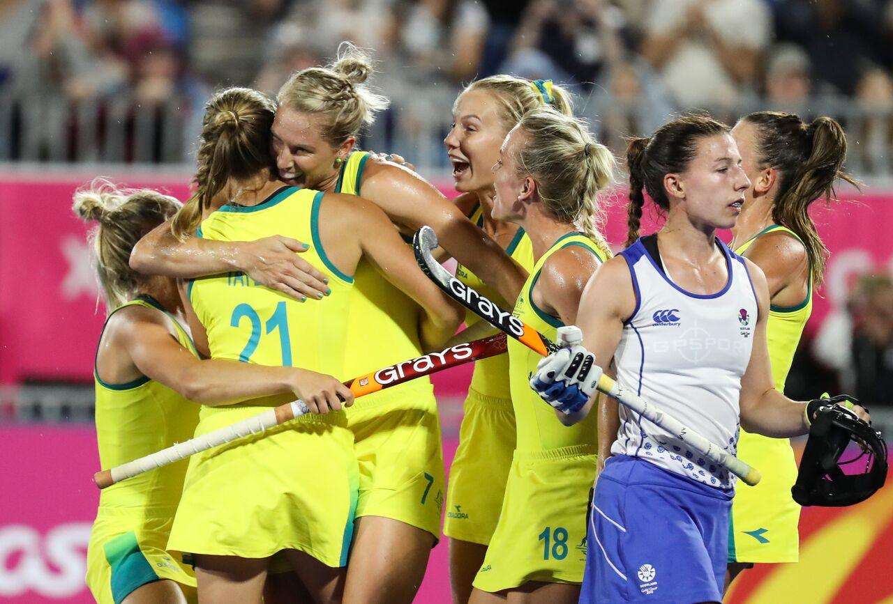 Commonwealth Games 2018: Hockeyroos set homework ahead of