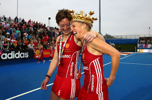 The making of Alex Danson, England Hockey World Cup captain