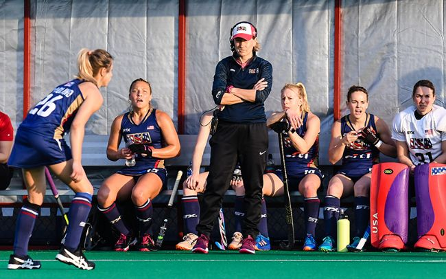 Team Usa Women Aim To Rekindle 2014 Form At Hockey World Cup The