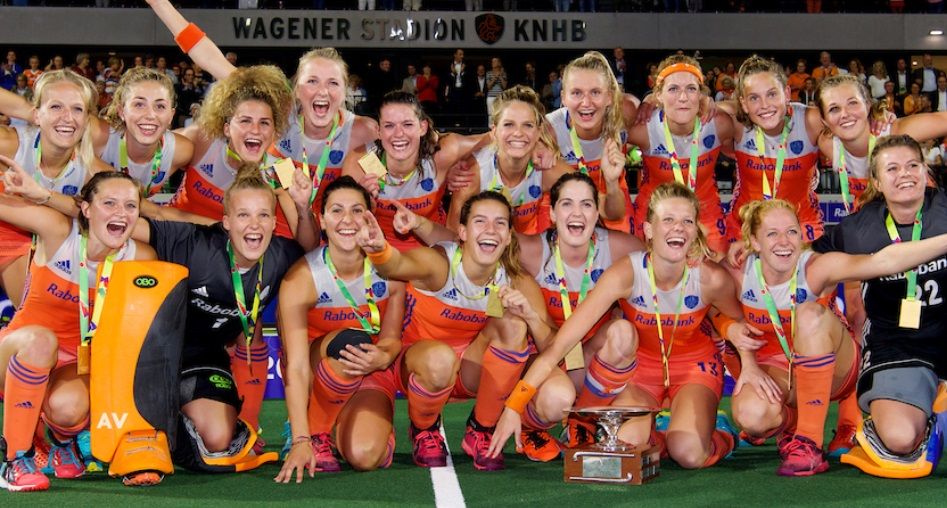 At The Women S Hockey World Cup Holland Has Plenty To Savour The