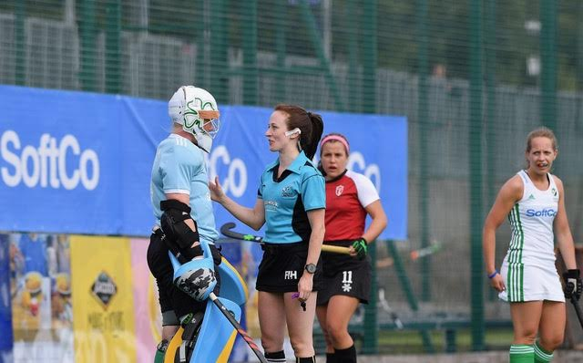 Women's Hockey World Cup: 'Umpires receive abuse, but respect is key part of the game today'