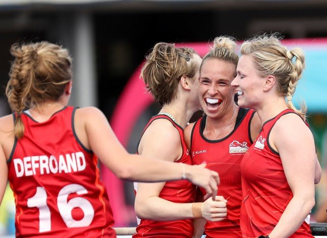 Women's Hockey World Cup: I'm loving what I'm doing, says England's Ellie Rayer
