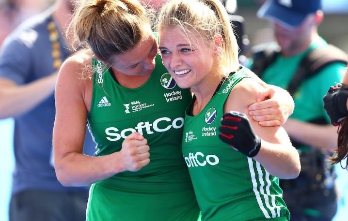 Ireland Hockey Sent Into Women S World Cup Wonderland As Holland