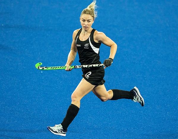 Anita McLaren ends record New Zealand Hockey career