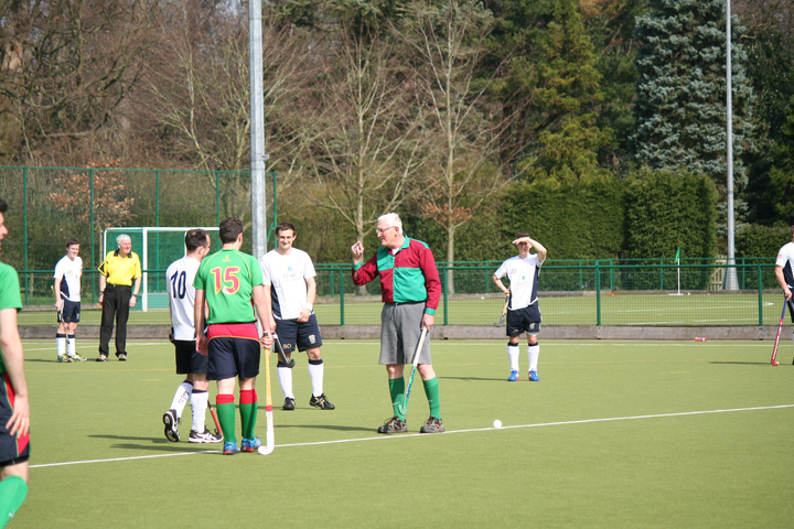 The Hockey Social: Harborne pay tribute to 'true gentleman'