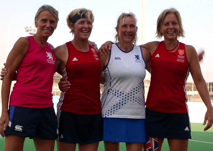 Memories rekindled at Hockey Masters World Cup in Barcelona