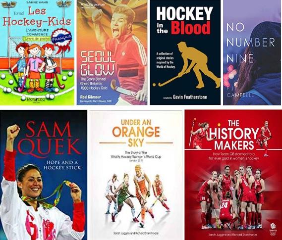 Christmas sports books: Hockey in print
