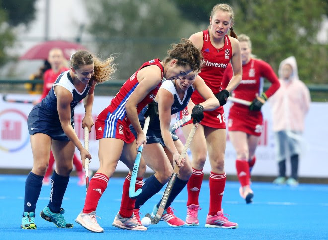 Australia shine as Great Britain suffer Champions Trophy defeat