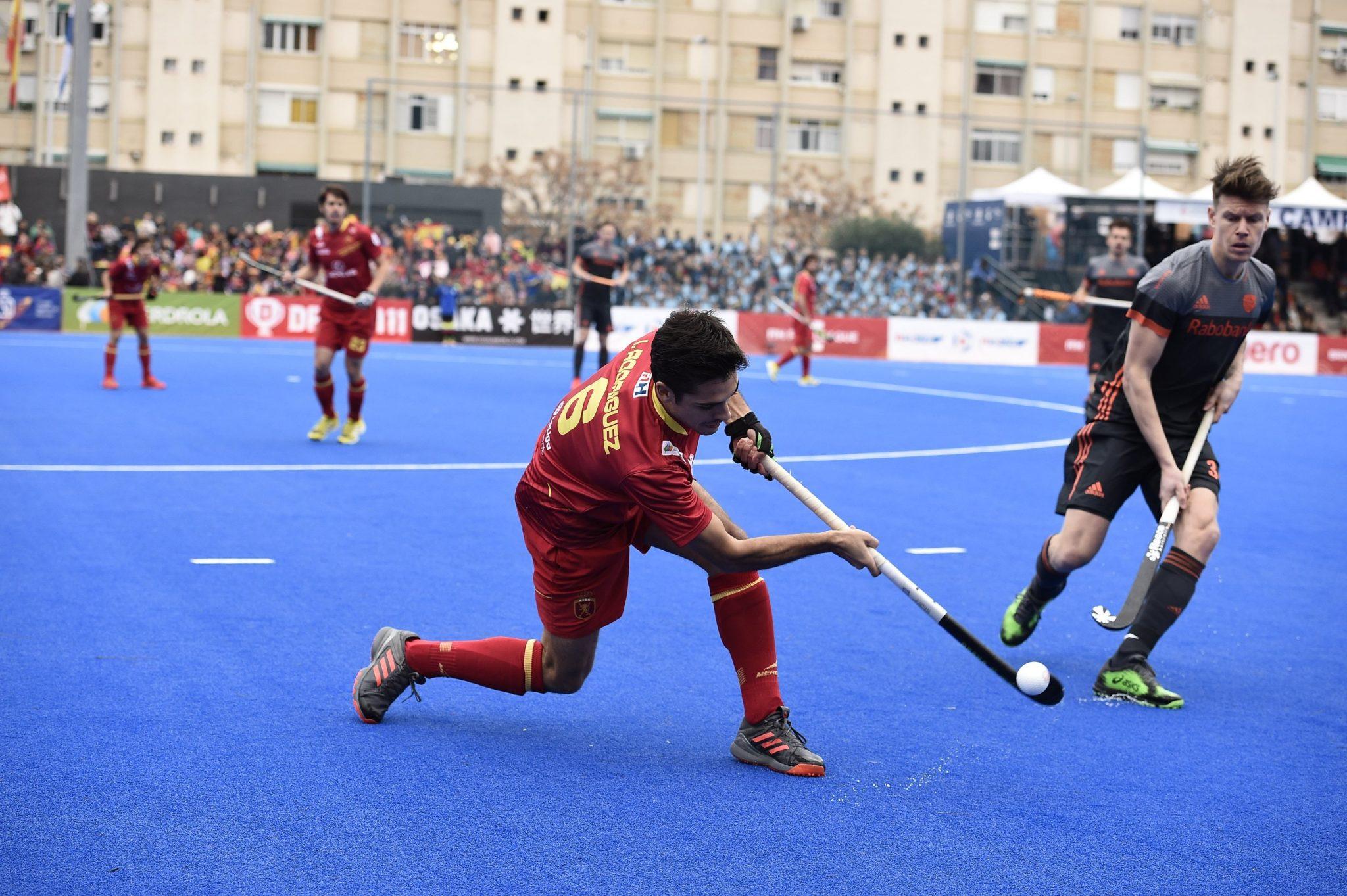 Spain hockey