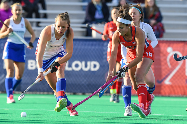 Giselle Ansley - Great Britain Hockey