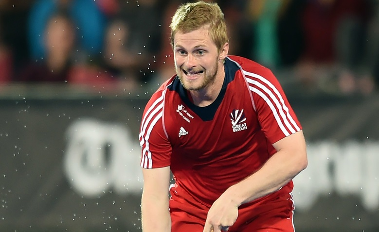 Exclusive: Ashley Jackson trains with Great Britain hockey