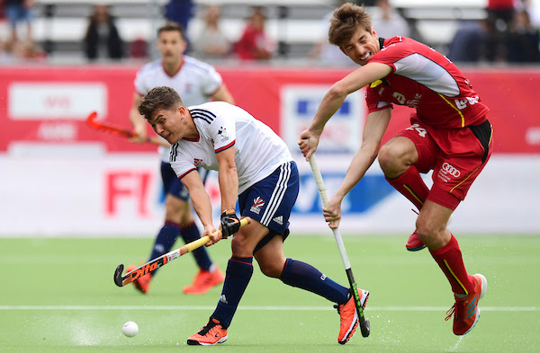FIH Hockey Pro League: Tough going for Great Britain teams