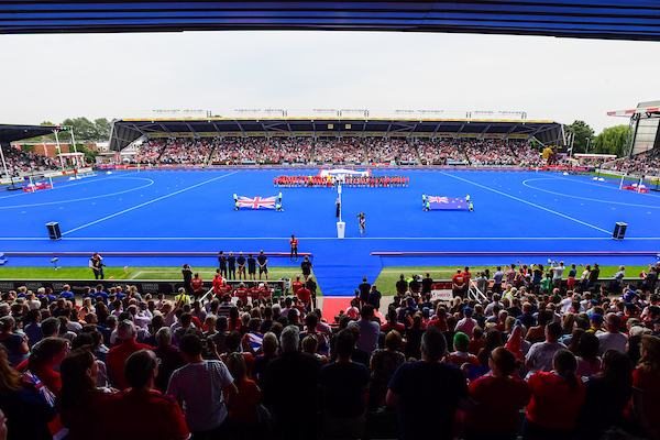 Stoop partnership with England Hockey will be 'long term', say Harlequins