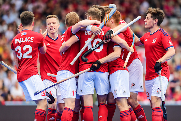 Great Britain men secure Hockey Pro League finals place at The Stoop