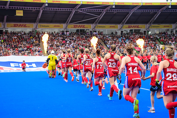 Hockey Pro League: Great Britain women end magical Stoop day with win
