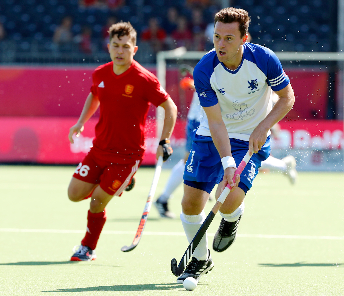 Alan Forsyth - GB Hockey