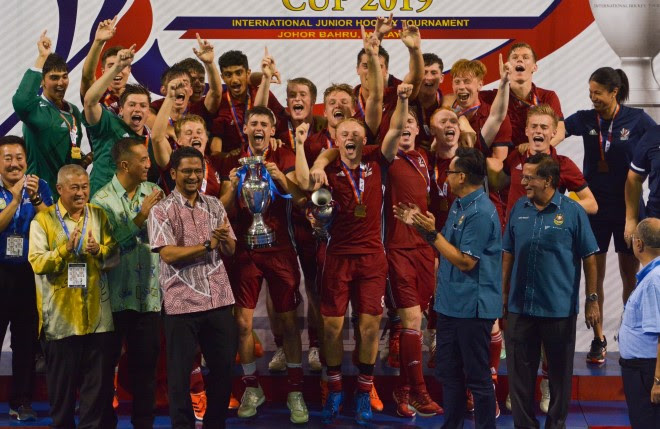 Great Britain defend Sultan of Johor Cup title in dramatic fashion
